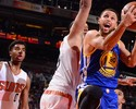 Lanterna dá trabalho, mas Curry sobra, e Warriors obtêm o 13º triunfo seguido