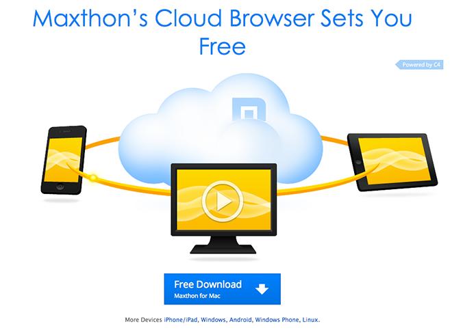 Jogue Slither.io no navegador Maxthon Cloud Browser (Foto: Reprodução/Murilo Molina)