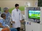 Videogame ajuda na recuperação de pacientes em hospital público do PA