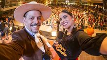 Galpão grava programa direto da Fenadoce, em Pelotas; participe! (Marcel Streicher/Divulgação)