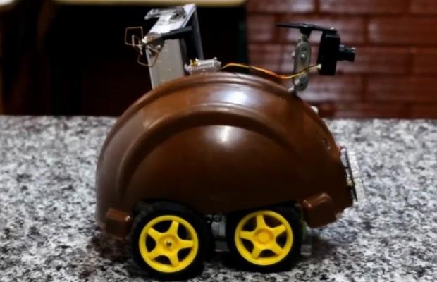 G1 Alunos Criam Robô De Resgate Com Detector De Calor Com Apenas R
