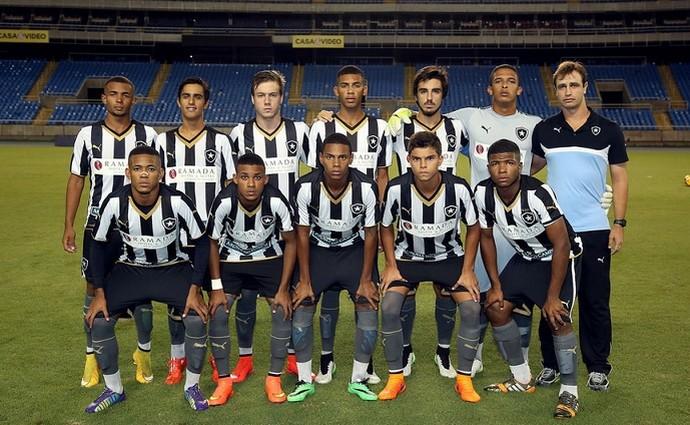 Copa do Brasil sub-17 Botafogo x América-MG (Foto  Satiro Sodré Time ... d9d4800afa5ea