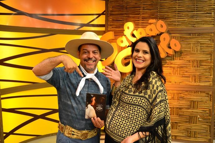 Galpão Crioulo (Foto: Daniel Bittencourt/RBS TV)