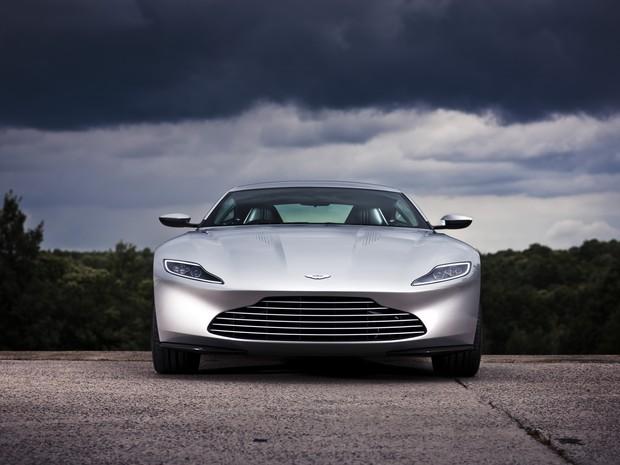 Aston Martin DB10 foi feita especialmente para o filme 007 Contra Spectre (Foto: Divulgação)