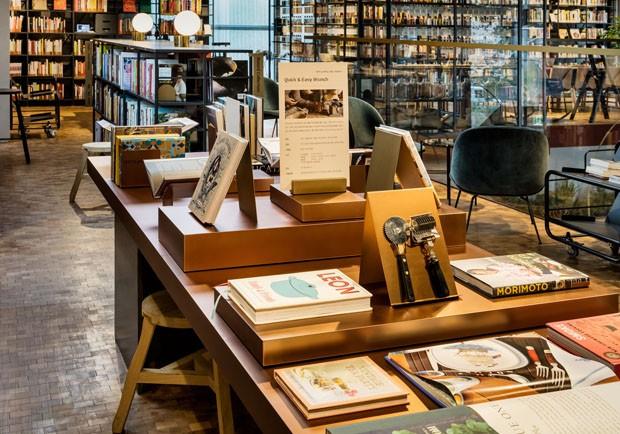 BlackSheep cria biblioteca gastronômica em Seul (Foto: Divulgação)
