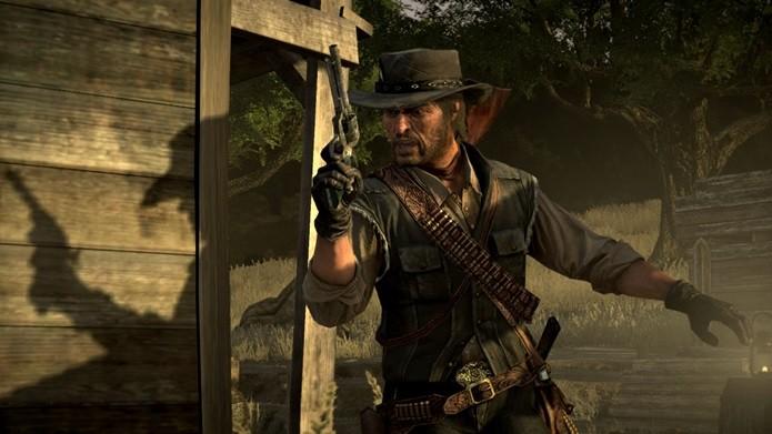 Red Dead Redemption é um dos jogos mais pedidos (Foto: Divulgação)