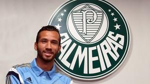 Leandro Palmeiras (Foto: Fabio Menotti/Ag. Palmeiras)