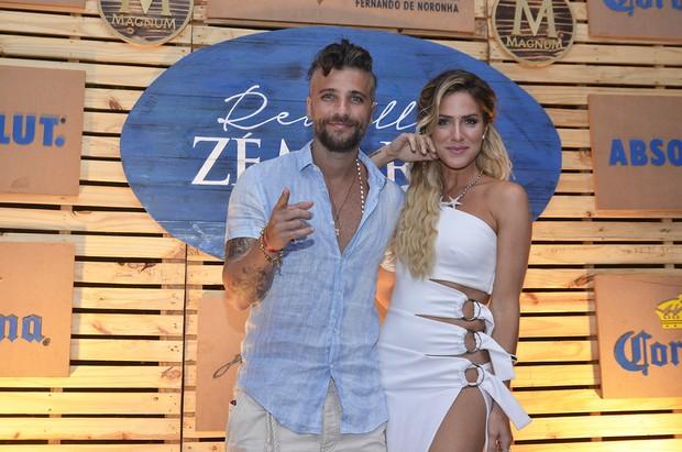 Bruno Gagliasso e Giovanna Ewbank (Foto: Keila Castro / Divulgação)