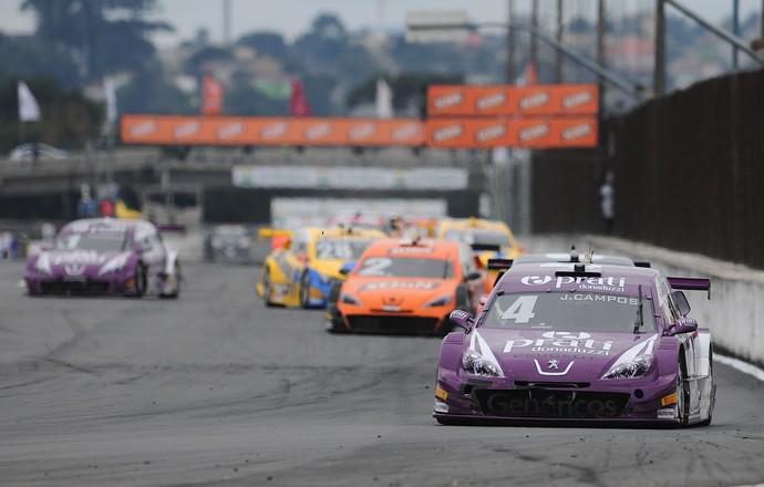 Julio Campos Stock Car Curitiba (Foto: Duda Bairros/Vicar)