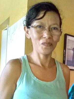 Maria Antônia tinha 46 anos (Foto: Arquivo Pessoal)