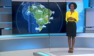 Veja a previsão do tempo para terça-feira (2) nas capitais do Brasil