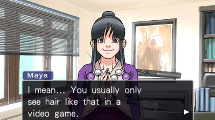 Os gráficos do jogo foram melhorados, mas a versão 3DS fica atrás da iOS (Foto: Divulgação)