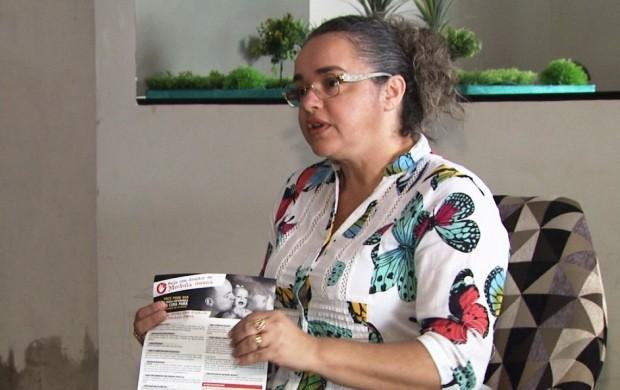 Família faz campanha para conseguir doação de medula óssea (Foto: Roraima TV)
