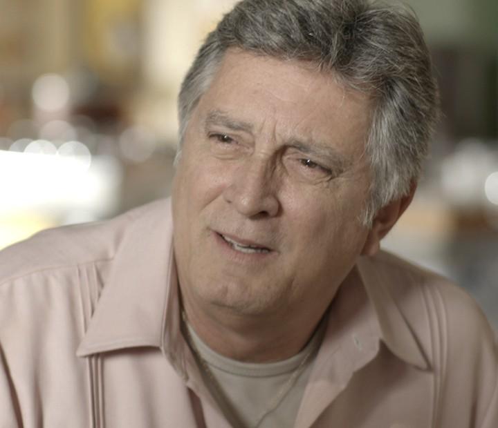 Jorge fica desapontado com Luan (Foto: TV Globo)