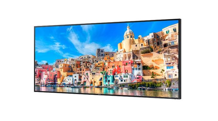 TV 5K da Samsung oferece recurso para múltiplas telas (Foto: Divulgação/Samsung)