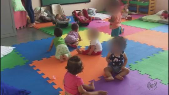 Denúncia diz que 1 funcionária chega a cuidar de até 20 crianças em creche