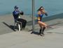 Fabiana Murer faz árbitro vibrar ao bater recorde no salto com vara. Veja!