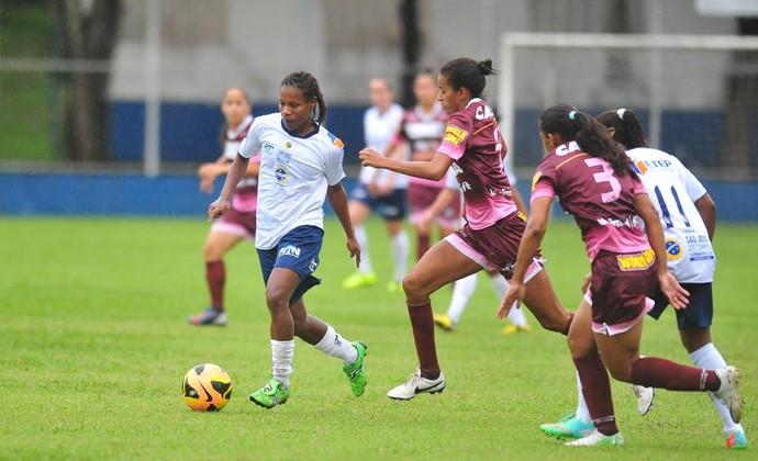 Formiga São José x Ferroviária Copa do Brasil de Futebol Feminino (Foto: Claudio Capucho/ Divulgação PMSJC)