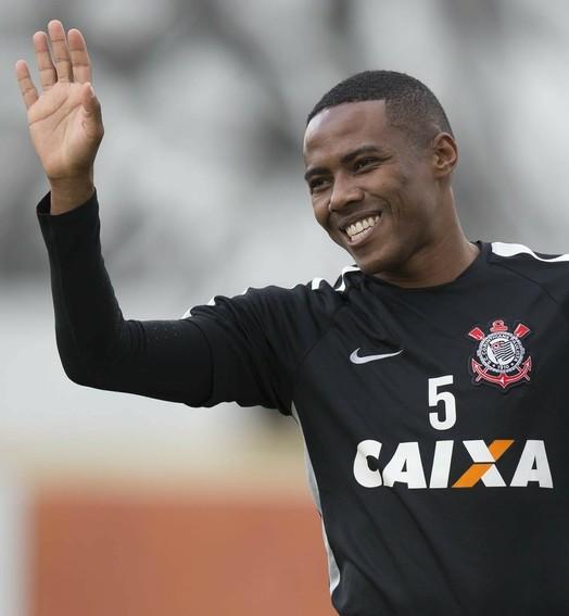 """Pensei e rejeitei"" (Daniel Augusto Jr/Agência Corinthians)"