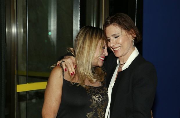 Susana Vieira e Natalia do Vale (Foto: Marcos Serra Lima/EGO)