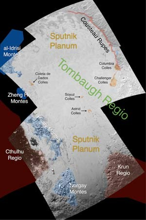 A passagem da New Horizons por Plutão - Cassio Barbosa