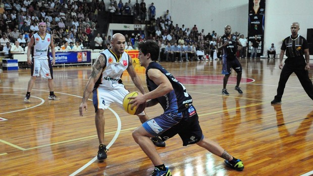 Bauru x São José - Paulista de basquete - 5º jogo (Foto: Sérgio Domingues/HDR Photo)