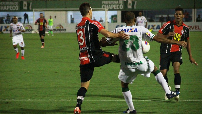 Chapecoense x Joinville (Foto: Cleberson Silva/Chapecoense)
