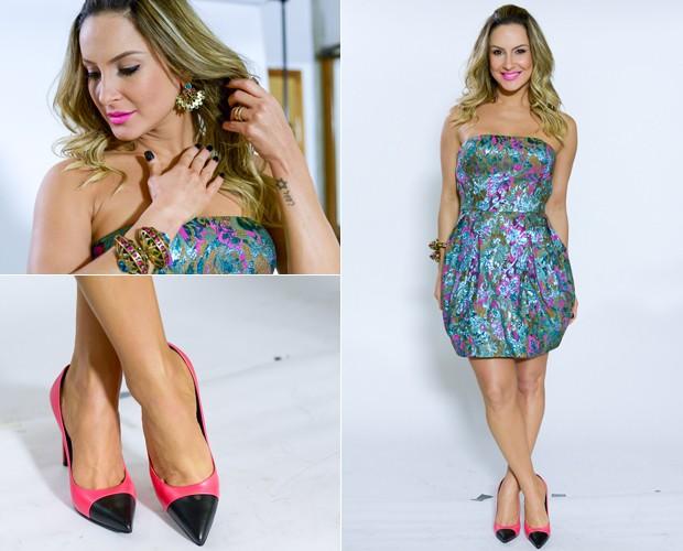Claudia Leitte - Look (Foto: Camila Serejo/Gshow)