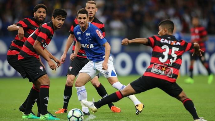 Thiago Neves Cruzeiro Vitória (Foto: Cristiane Mattos/Futura Press)