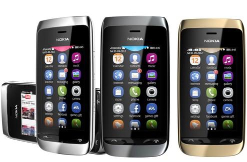 Asha 310 | Celulares e Tablets