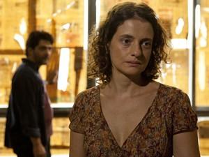 Denise Fraga contracena com Cesar Troncoso no drama 'Hoje' (Foto: Divulgação)