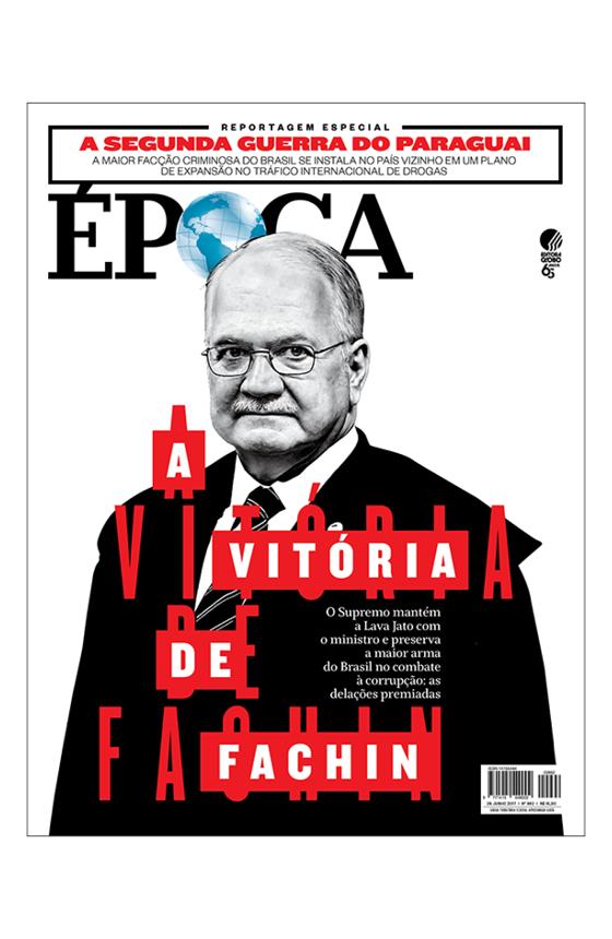 Capa home revista Época - Edição 992 (Foto: Época )