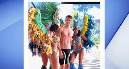samba no pé (Reprodução SporTV)