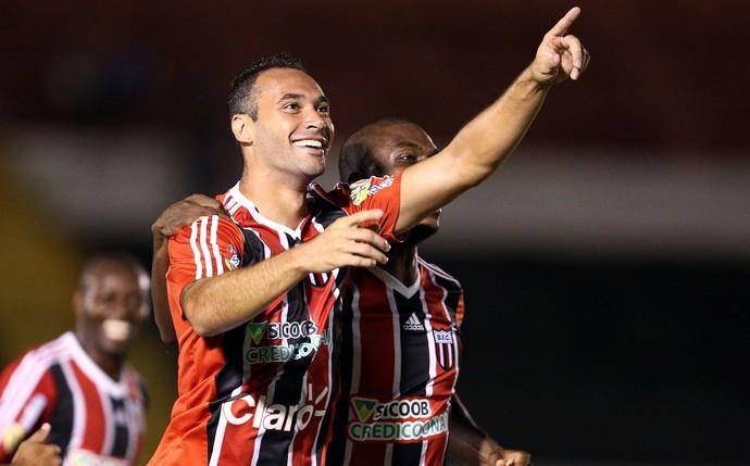 Eli Sabiá, zagueiro do Botafogo-SP (Foto: Thiago Calil/Ag. Botafogo)