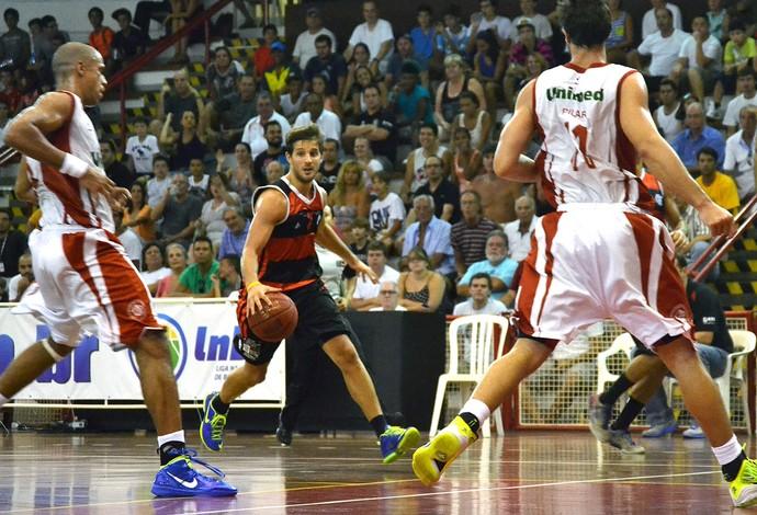 Basquete NBB Laprovittlola Flamengo e Paulistano (Foto: Alê da Costa / Portrait)