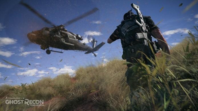 Bolívia é cenário na ação de Ghost Recon: Wildlands (Foto: Divulgação/Ubisoft)