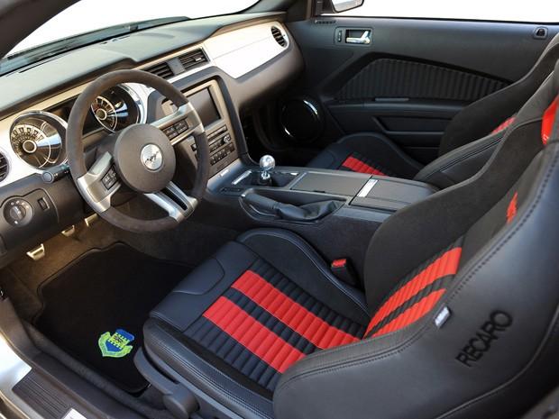 Ford Mustang GT Red Tails (Foto: Divulgação)