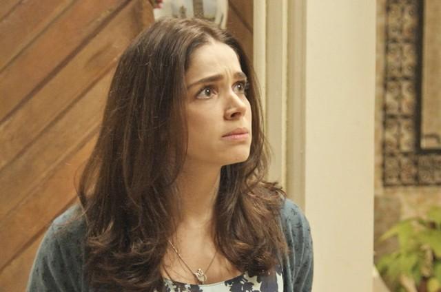 Sabrina Petraglia é Shirlei em Haja coração (Foto: Reprodução/TV Globo)