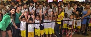 TV Sergipe leva alunos de escolas da rede pública de ensino ao Festival de Cinema (Divulgação / TV Sergipe)