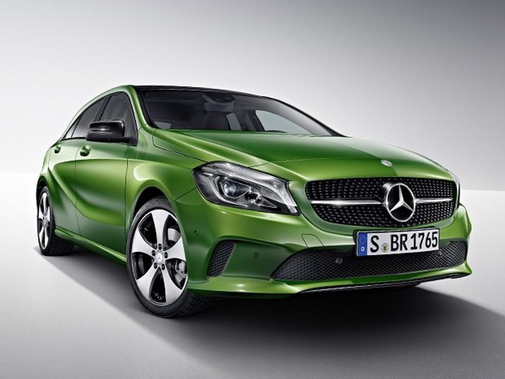 Mercedes-Benz Classe A (Foto: Divulgação)
