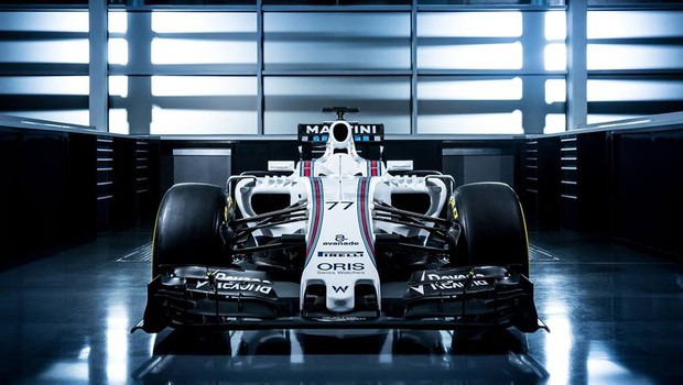 Williams Martini Racing FW38 (Foto: Divulgação)