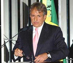 Gilberto Miranda, ex-senador e empresário (Foto: Roosevelt Pinheiro/Agência Senado)