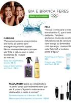 Rio 2016: Conheça truques de beleza de atletas dos esportes aquáticos