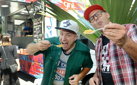 Comida de rua gourmet a preço justo existe e o nome disso é Food Truck