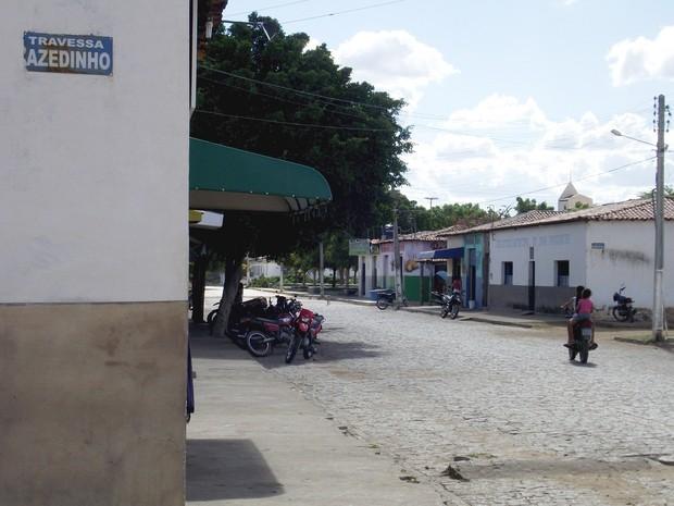 Município de Dom Inocêncio, no Sul do Piauí, está entre os que tiveram recursos bloqueados (Foto: Gustavo Almeida/G1)