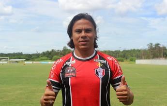 Substituto de Naldo, Renan Teixeira é anunciado pelo JEC como 12º reforço