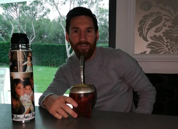 Lionel Messi (Foto: Reprodução/Twitter)