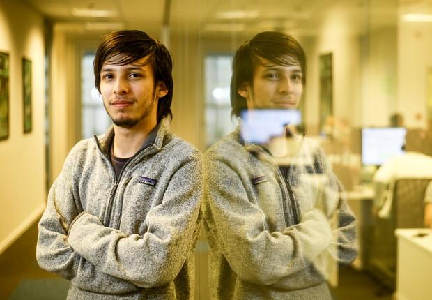 Jonathan Lima, CTO da Pagar.me (Foto: Divulgação)