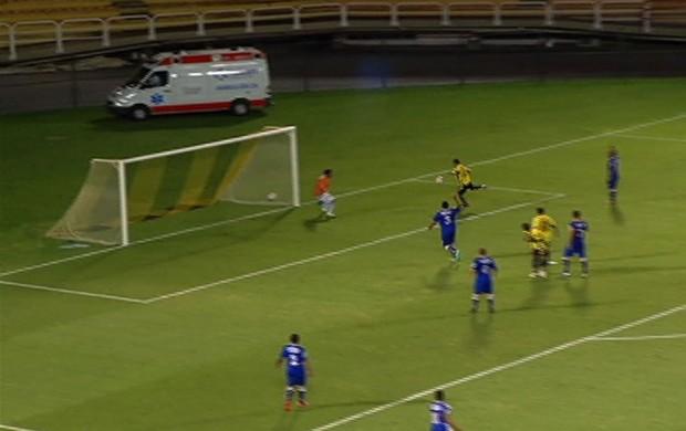 Voltaço vence Quissamã (Foto: Reprodução/TV Rio Sul)