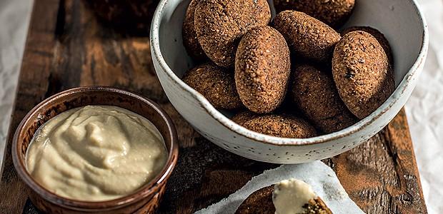 Falafel (Foto: Ricardo Corrêa/Casa e Comida)